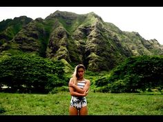 Alessa Quizon - Professional Surfer from Oahu, Hawaii - YouTube