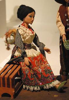 China Poblana doll by Teyacapan, via Flickr