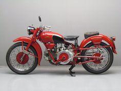 Moto Guzzi 1952 Falcone 500cc