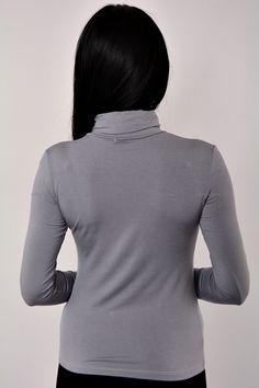 Водолазка Д0627 Размеры: 44-52 Цена: 210 руб.  http://odezhda-m.ru/products/vodolazka-d0627  #одежда #женщинам #водолазки #одеждамаркет
