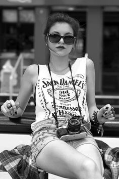 Hipster outfit #shorts #summer #hipster #outfit