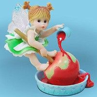 Red Candy Apple Fairie from series thirty two