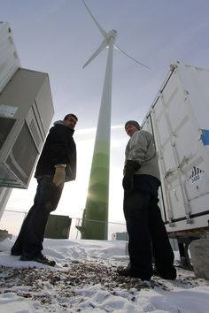 Are batteries the future of renewable energy? | David Dodge | LinkedIn - Batteries help increase the capacity of wind energy in Saskatchewan four fold