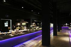 Café ARCUS DM Moscow Restaurant design Interiors design Architecture