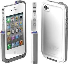 iPhone 4/4s White  #Lifeproof  #White