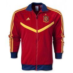 Nueva chaqueta de la seleccion espaпїЅola