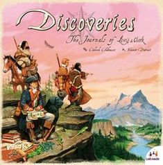 Discoveries | Board Game | BoardGameGeek