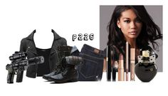 """P226//Visual"" by yummyismyname ❤ liked on Polyvore featuring WearAll, Doublju, Paige Denim and Aéropostale"