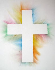 Cross Crafts for Kids. Good for Easter.