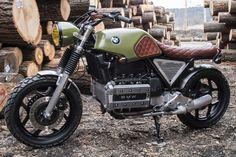 bmw k75 | BMW K100 Scrambler 8