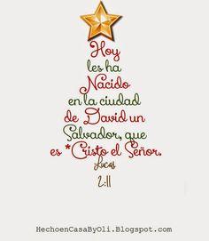 Hecho en casa by Oli: Navidad para compartir.