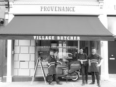 Provenance is a modern interpretation of a traditional family butcher. Only the best,  personally sourced meat from award winning family farms. Located on Kensington Park Road.