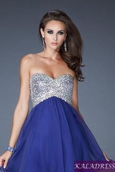 #royal #blue homecoming dresses with beading | prom dress for 2015 from ( www.kaladress.com/kaladress12772.html )