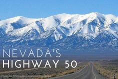 Highway 50 Nevada