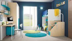 24 Idées de décoration pour chambre d'enfant  - Visit the website to see all pictures http://www.amenagementdesign.com/decoration/24-idees-de-decoration-pour-chambre-denfant