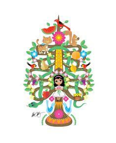 """Tree of Life"" by Chris Gutierrez"