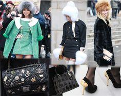 Nossa colunista Julia Guimarães mostra as principais tendências de Street Style da semana de moda parisiense.    Vem ver! Julia, Fashion Art, What To Wear, Winter Hats, Dresses, Parisian Fashion, Top Trending Hashtags, Princesses, Trends