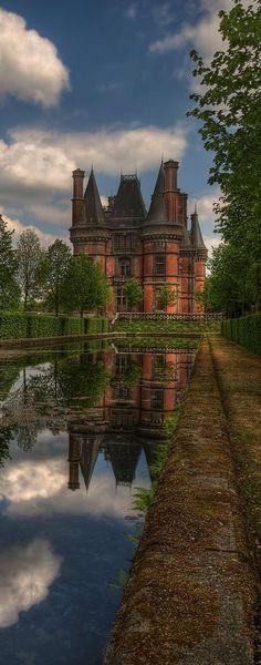 Awesome Château de Trévarez, #Bretagne, #France