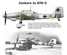 Ju 87D-5