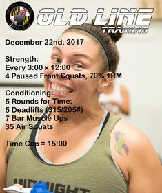 The secret of health for both mind and body is not to mourn for the past nor to worry about the future but to live the present moment wisely and earnestly. #crossfit #fitness #forgingelitefitness #communitybasedfitness #workoutoftheday #wod #oldlinecrossfit #oldlinestrong #oldlinetraining #oldlinenewrules #prcity #family #military #police #firefighters #inspirethemind #trainthebody #unleashthespirit #millersville #severnapark #gambrills #crofton #odenton #severn #glenburnie #baltimore…