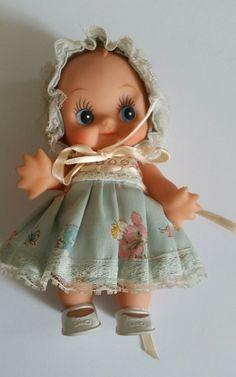Small Kewpie Doll Baby With Vintage Dress Made In Taiwan Vinyl | Dolls & Bears, Dolls, By Type | eBay!