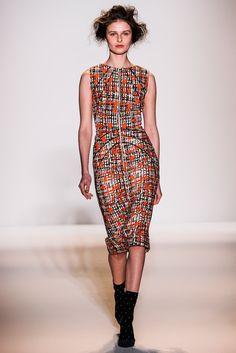 Lela Rose Fall 2013 Ready-to-Wear Fashion Show