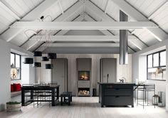 Кухонный кабинет COLONNINA MINÀ by Minacciolo дизайн R