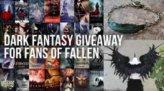 28 amazing dark fantasy and supernatural thriller books for Fallen fans! #Fallenmovie #giveaway