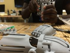 Duke University's eNABLE chapter pushes boundaries of 3D printed prosthetics