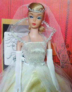Barbie Little Theater: Barbie as Cinderella. 1964-65 by R. Berlin, via Flickr