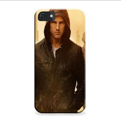 Mission Impossible Tom Cruise iPhone 6 | 6S 3D Case