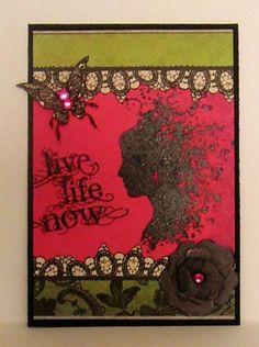 Visible Image stamps - INKognito - Kay Dalton