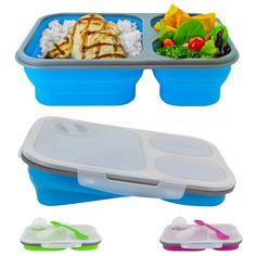 $9.99 Collapsible Eco Meal Kit - Large