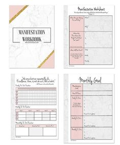 32 best daily goal sheets images on pinterest in 2018 personal