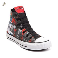 4e4c1ac6988d New Converse quot New 2016 quot  Converse Chuck Taylor All Star Hi Harley  Quinn Sneaker (Mens online. Perfect on the Cushe Sneakers shoes from top  Shoes ...