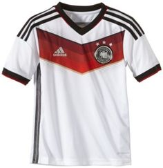 2014 Germany World Cup Home Shirt available at http://www.world-cup-products-worldwide.com/2014-germany-world-cup-home-childrens-shirt-muller/
