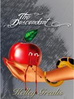 The Descendant by Kelley Grealis.  Kelley is a local author and will be doing an author visit with our Teen Writers Guild this March 2013.  http://www.kelleygrealis.com/