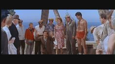 """One of the funniest movies of all time, with one of the biggest casts of who's who in 60's era comedy, is """"It's a Mad, Mad World"""".  :)"""