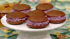 Daphne Oz's Blueberry Whoopie Pies