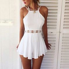 37e88f880db dress white dress shoes summer dress summer sunglasses summer outfits  outfit cut-out dress style