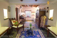 Retreat Homestay Studio by Rosie:Verified Homestay, Udaipur, Rajasthan, India