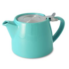 FORLIFE teapot with SLS lid & infuser, 18 oz., in turquoise, $31.95