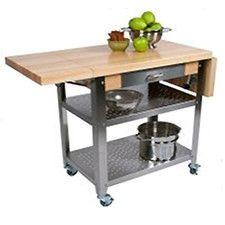 8 Best Drop Leaf Kitchen Carts images | Kitchen cart ...