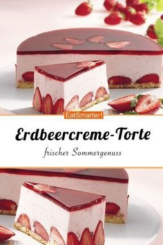 Strawberry cream cake – Recipes And Desserts