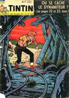 Le Journal de Tintin - Edition Belge - N°  783 - 1961-38 - Mardi 19 Septembre 1961 - Couverture : Tibet & Greg