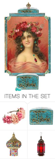 """""""My Attempt at A Secret Gypsy Vintage Pears Soap Tin ❤ showcasing 19th Century Artist Andrew Pears"""" by catfabricsandbuttons ❤ liked on Polyvore featuring art, vintage and MyAttemptatASecret"""