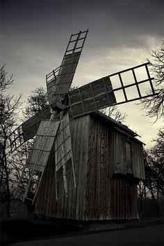 Old Windmills | Old windmill | Flickr - Photo Sharing!