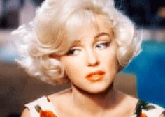 my gif gif film vintage marilyn monroe something's got to give 1962 sgtg gif Hollywood Icons, Classic Hollywood, Old Hollywood, Fotos Marilyn Monroe, Marilyn Film, Lenoir, Cinema Tv, Dean Martin, Norma Jeane