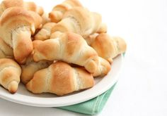 home made crecent roll recipe .. perfect for any meal