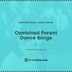 New Article: Want one song for the father-daughter and mother-son dance? See a list of Combined Parent Dance Songs on our website! #weddingplanning Mother Son Dance Songs, Father Daughter Dance Songs, Wedding Love Songs, Wedding Song List, Avril Lavigne, Smokey Robinson Songs, Carpenters Songs, Processional Songs, Reo Speedwagon